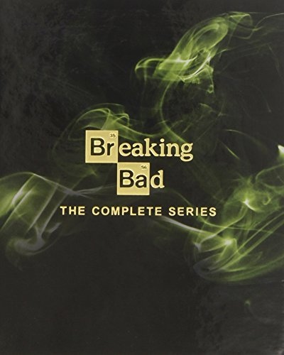 Breaking Bad Complete Series Blu Ray