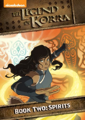 Legend Of Korra Book Two Sp Legend Of Korra Book Two Sp DVD