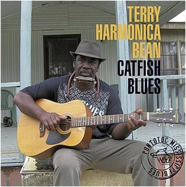 Terry Harmonica Bean Catfish Blues