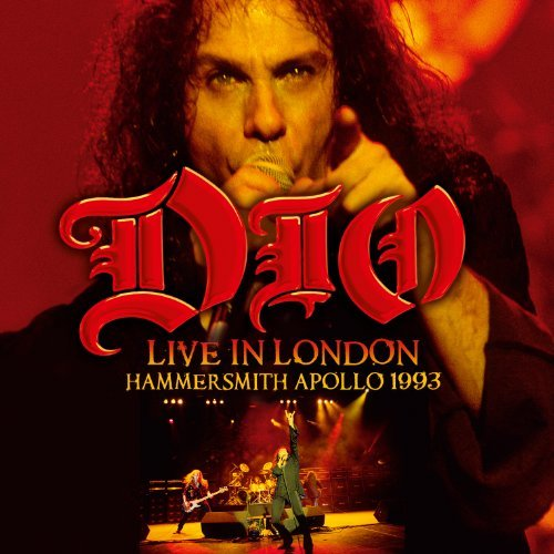 Dio Live In London Hammersmith Apollo