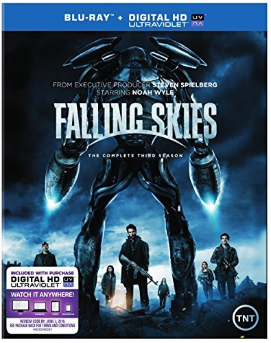 Falling Skies Season 3 Blu Ray