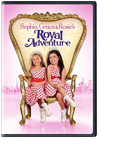 Sophia Grace & Rosies Royal Ad Sophia Grace & Rosies Royal Ad