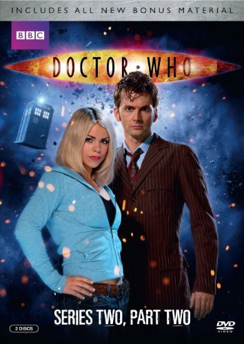 Doctor Who Series 2 Part 2 DVD