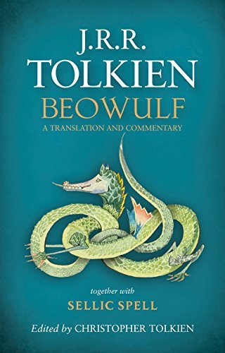 J.R.R. Tolkien Beowulf A Translation And Commentary