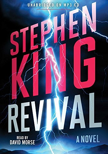 Stephen King Revival Mp3 CD