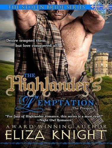 Eliza Knight The Highlander's Temptation Mp3 CD Mp3 CD