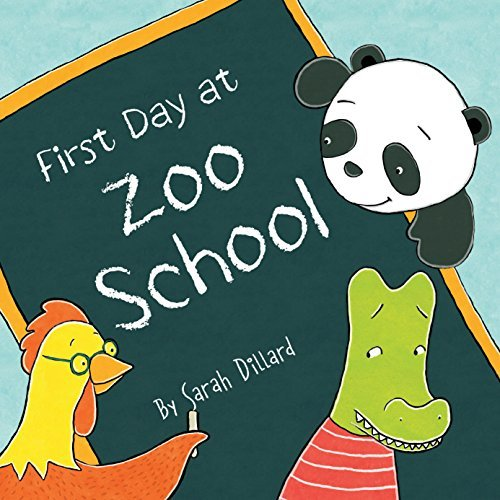 Sarah Dillard First Day At Zoo School