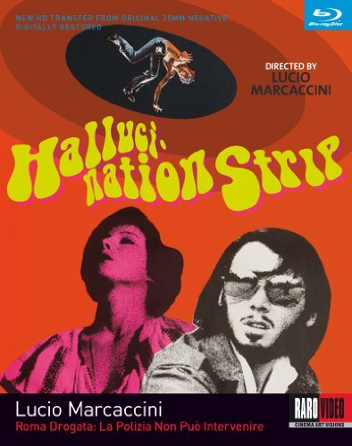 Hallucination Strip Hallucination Strip Blu Ray Ws Nr