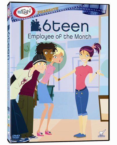 6teen Employee Of The Month (2006) DVD