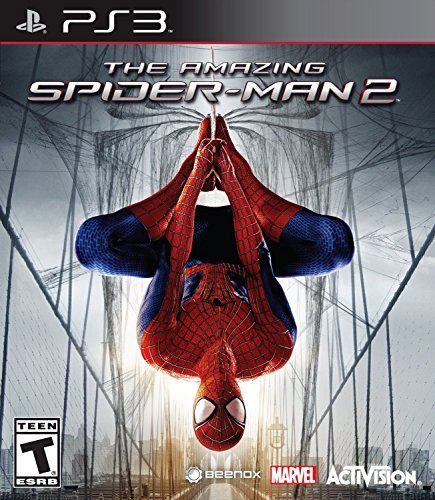 Ps3 Amazing Spider Man 2