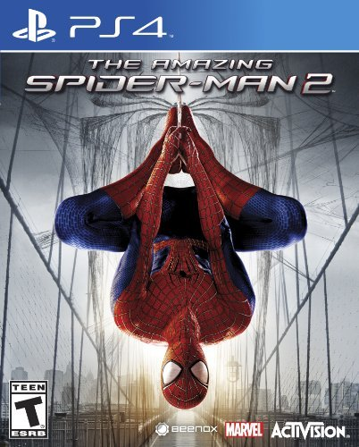 Ps4 Amazing Spider Man 2