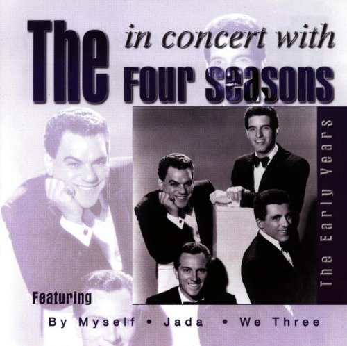 Francis Day & Hunter In Concert With The Four Seasons The Early Years