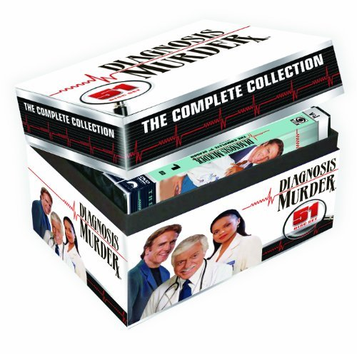 Diagnosis Murder Complete Series DVD