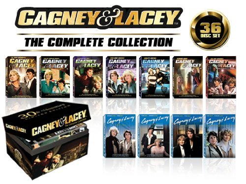 Cagney & Lacey Complete Collection Cagney & Lacey Complete Collection