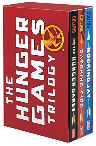 Suzanne Collins The Hunger Games Trilogy
