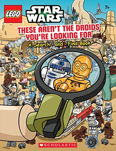 Inc. Scholastic These Aren't The Droids You're Looking For