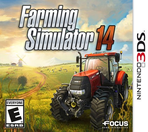Nin3ds Farming Simulator 14