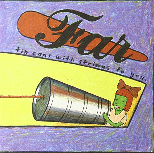 Far Tin Cans With Strings To You 180g Limited
