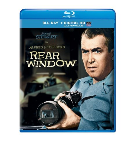Rear Window Stewart Kelly Burr Blu Ray Pg Uv