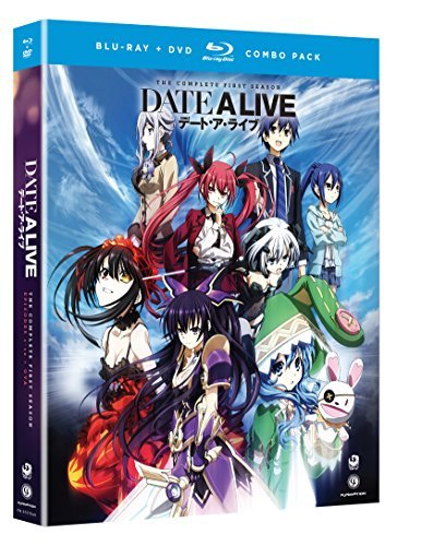 Date A Live Complete Series Blu Ray DVD Ur