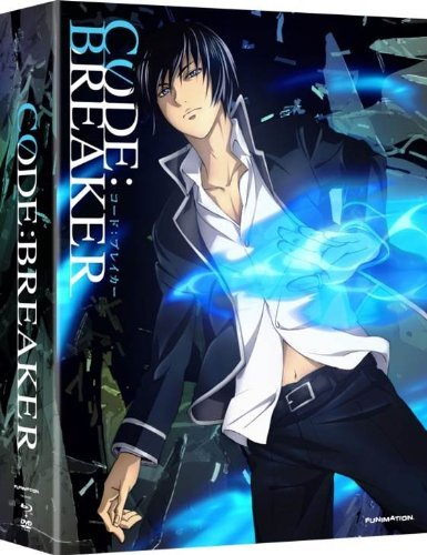 Codebreaker Complete Series Blu Ray DVD Limited Edition Ur
