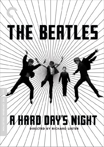 Beatles Hard Day's Night DVD Nr Criterion Collection