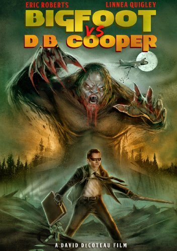 Bigfoot Vs. D.B. Cooper Bigfoot Vs. D.B. Cooper DVD