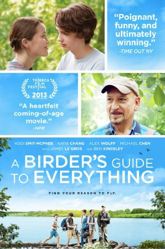 Birder's Guide To Everything Smit Mcphee Kingsley DVD Smit Mcphee Kingsley