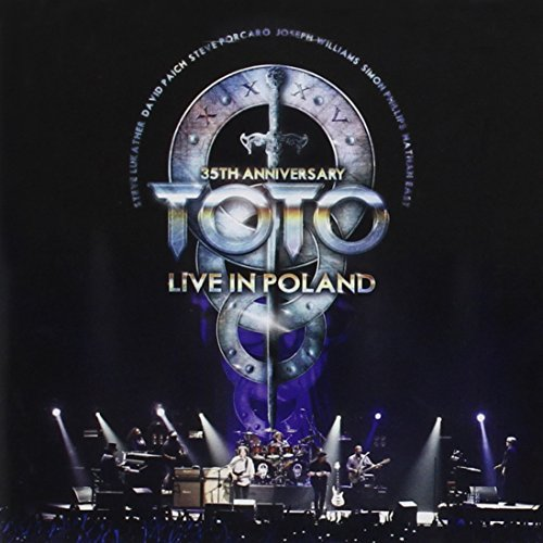 Toto 35th Anniversary Tour Live In