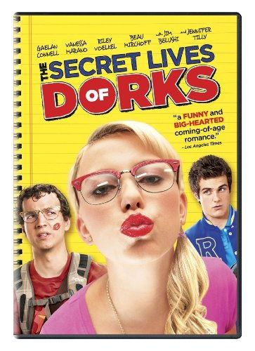 Secret Lives Of Dorks Secret Lives Of Dorks DVD Pg13