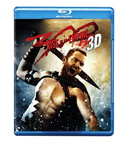 300 Rise Of An Empire Stapleton Green 3d Blu Ray DVD Dc Uv R