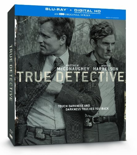 True Detective Season 1 Blu Ray