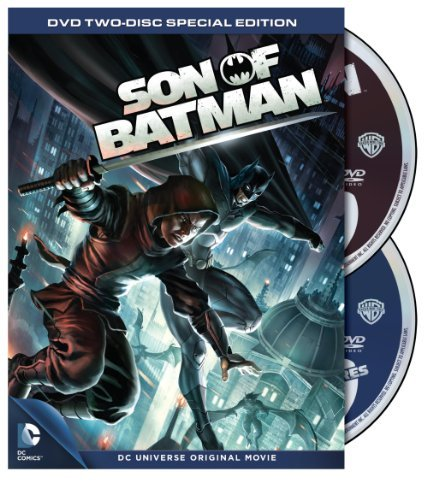 Son Of Batman Son Of Batman DVD Special Edition