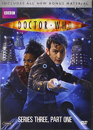 Doctor Who Series 3 Part 1 DVD