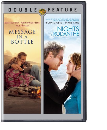 Message In A Bottle Nights In Rodanthe Double Feature DVD
