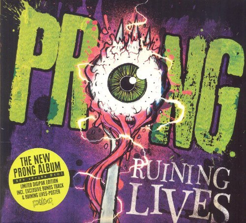 Prong Ruining Lives Lmtd Ed.