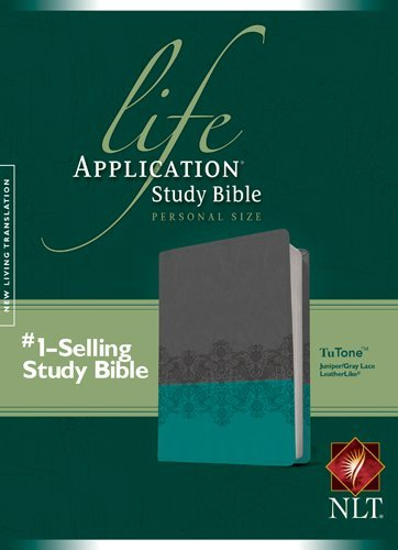 Tyndale Life Application Study Bible Nlt Personal Size