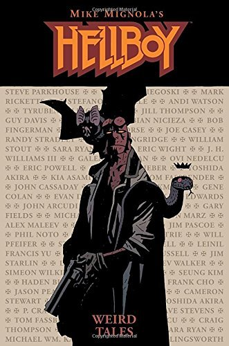 Mike Mignola Hellboy Weird Tales