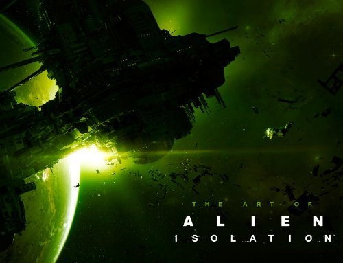 Andy Mcvittie The Art Of Alien Isolation