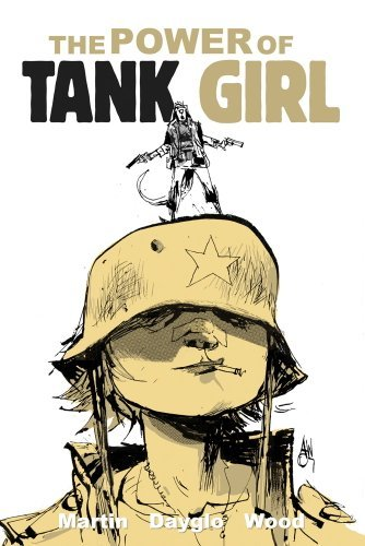 Alan Martin The Power Of Tank Girl