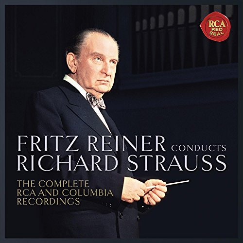 Fritz Reiner Complete Rca & Columbia Record 11 CD