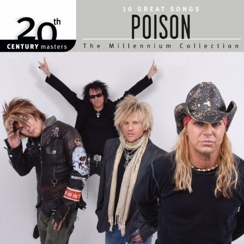 Poison Millennium Collection 20th Ce