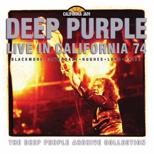 Deep Purple Cal Jam 1974