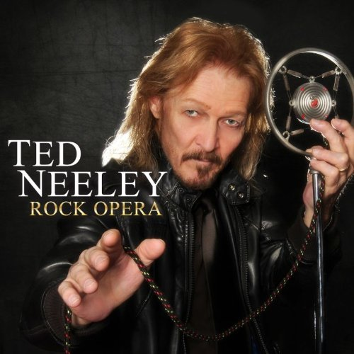 Ted Neeley Rock Opera Digipak