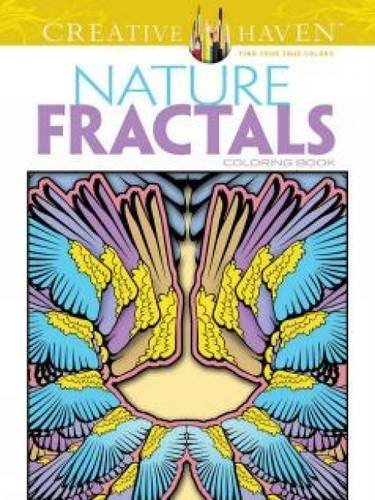 Mary Agredo Nature Fractals Coloring Book