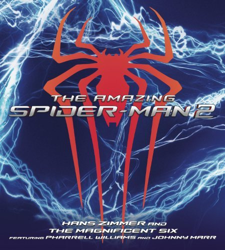 Amazing Spiderman 2 Deluxe Edition Soundtrack
