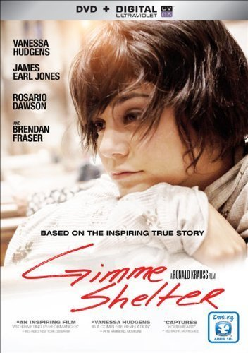 Gimme Shelter Hudgens Dawson Fraser Jones DVD Uv Pg13 Ws