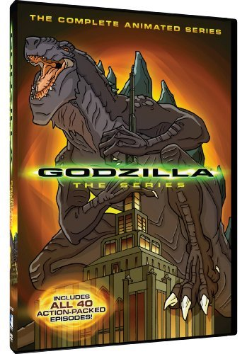Godzilla The Complete Animated Series DVD Nr