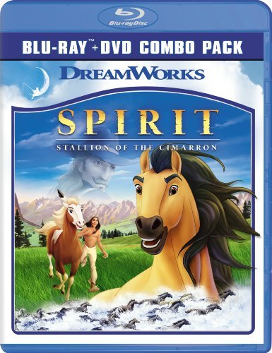 Spirit Stallion Of The Cimarr Spirit Stallion Of The Cimarr Blu Ray Ws Nr 2 Br