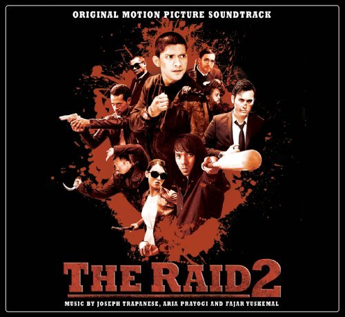 Trapanese Joseph Prayogi Ari Raid 2 Original Motion Pictur